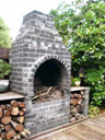 Charcoal - Rumbled 70 Series Brick